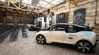 BMW-kölcsönző szolgáltatás indul Budapesten