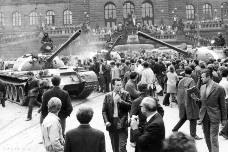Prágai tavasz 1968