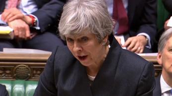 Theresa May május 31-i rendezett brexittel számol