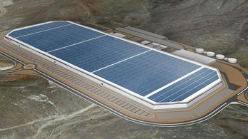 Leállhat a Tesla Gigafactory bővítése