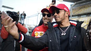 Vettel: Csak Hamiltonnak nem rövid a memóriája