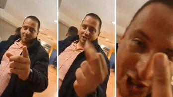 Káromkodva sértegetett, majd megütött egy jobbikos nőt egy Fidelitas-exelnök