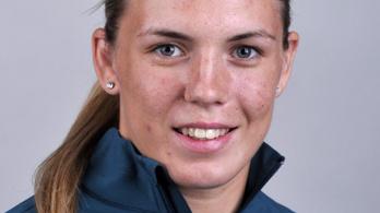 Németh Zsanett bronzérmet szerzett a birkózó Eb-n