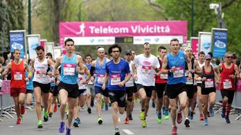 Futóverseny miatt nagy lezárások lesznek Budapesten