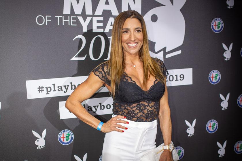 Rubint Réka a Playboy-gálán átlátszó csipkében szexiskedett - Fotókon a díjazottak