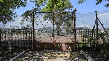 Engedély nélkül bontották le a margitszigeti teniszstadiont