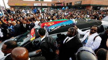 Megöltek egy embert az agyonlőtt rapper, Nipsey Hussle temetésén