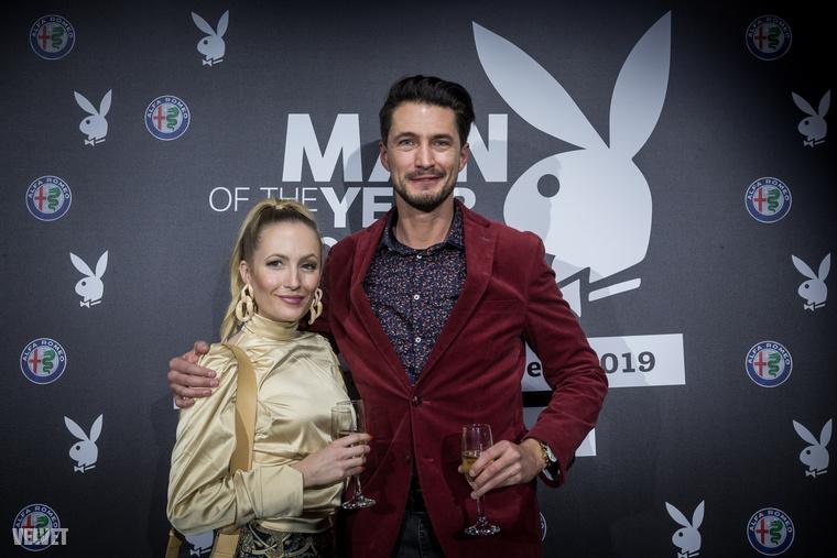A Nyerő Párosból is jól ismert Kovács Dorottya és Tokár Tomi sem maradhatott le a gáláról