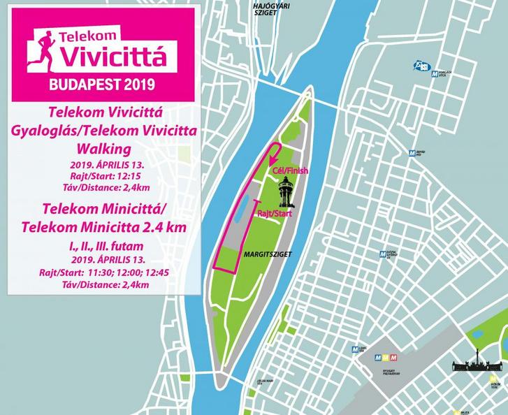 Telekom Vivicittá Fesztiváltáv
