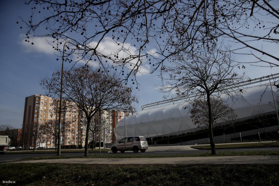 A szombathelyi Haladás Stadion