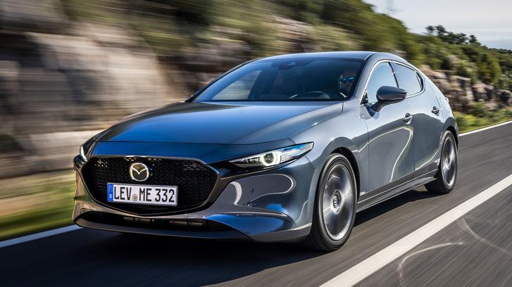 4822350e17 Totalcar - Magazin - Sportváltozatot kaphat az új Mazda 3