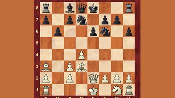 A sakk virtuóza innen mattolt, látja hogyan?