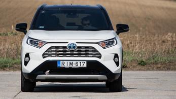 Toyota RAV4 2.0 Valvetronic és 2,5 Hybrid - 2019.