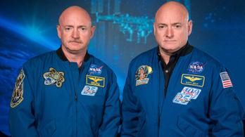 Nyilvános a NASA űrhajós ikrekkel végzett kutatása