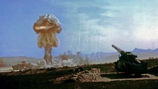 Az ágyú, amivel atombombát lődöztek