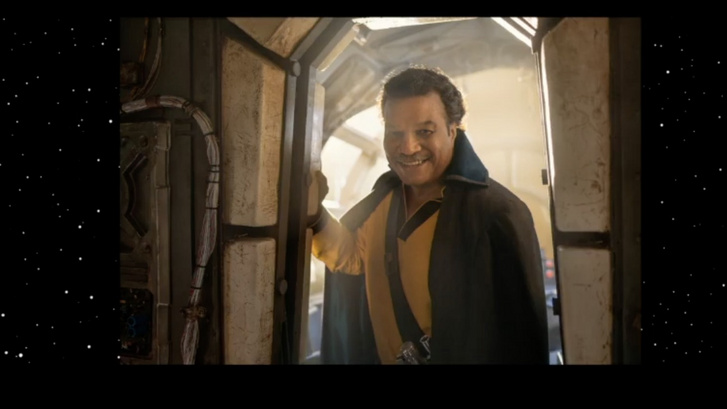 lando first look episode ix - h - 2019