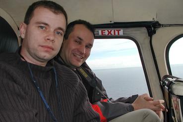 Balázs Viktorral ekkor épp nem egy helyen dolgoztunk, így fordulhatott elő, hogy ismét együtt utaztunk