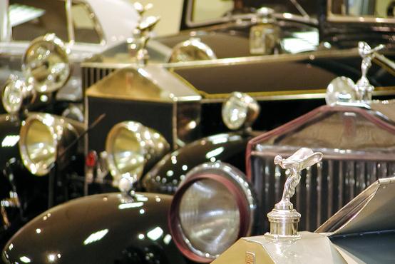 Egy remek hely Rolls-Royce-mérgezéshez