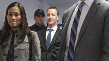 Tavaly 20 millió dollárt költött a Facebook Mark Zuckerberg biztonságára
