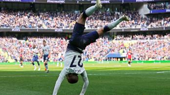A Tottenham és Bournemouth is kitömte ellenfelét, nyert a ManUnited