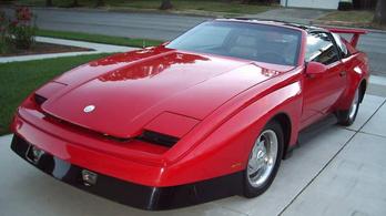 Az amerikaiak ezzel mentek a Ferrari ellen