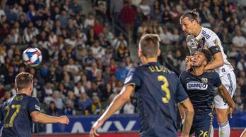 Senki sem mászik úgy hátat, mint Ibrahimović
