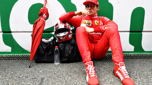 Leclerc előbb magyarázatot akar, aztán beszél