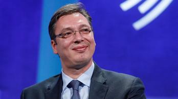 Bocsánatot kért a magyaroktól a szerb államfő a gyűlöletbeszéd miatt