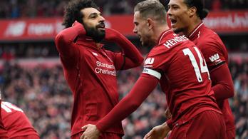 A Liverpool most nem csúszott el a Chelsea ellen