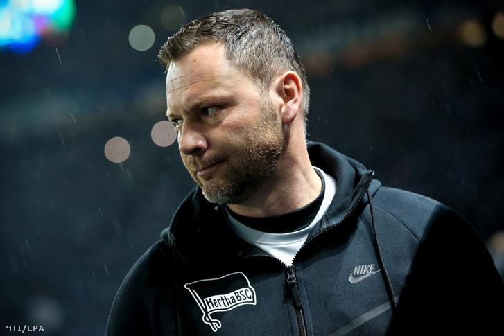 Dárdai Pál, a Hertha BSC vezetőedzője
