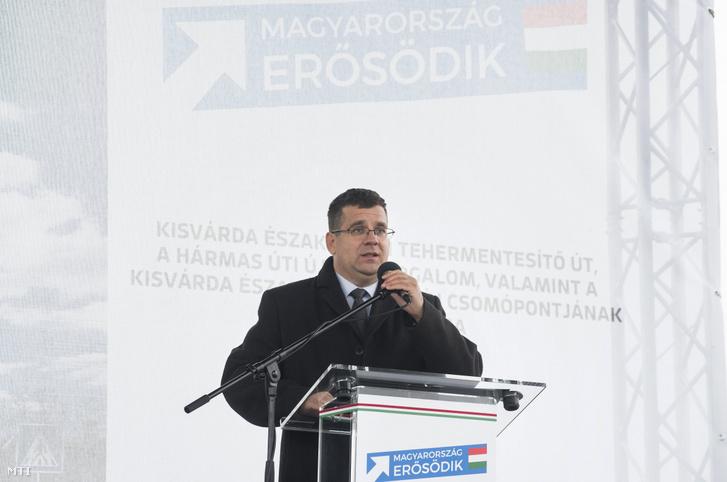Seszták Miklós kormánybiztos