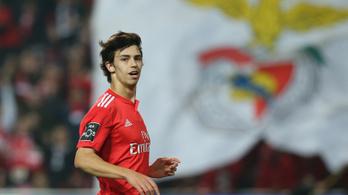 Joao Felix villant, újra négyet lőtt a Benfica