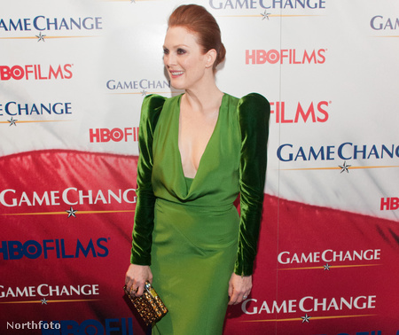 Julianne Moore filmpremieren Washingtonban