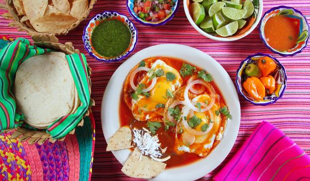 könnyű vacsorák fogyni forró mexikóin