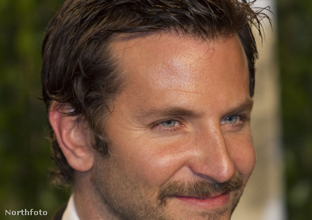 Bradley Cooper bajsza