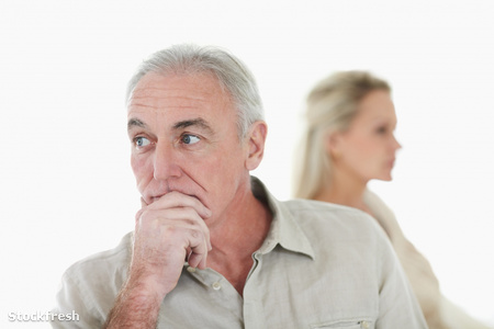 stockfresh 55456 senior-man-and-his-wife-in-a-bad-temper-over-wh
