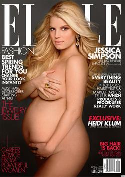 JESSICA-SIMPSON-ELLE-PREGNANT