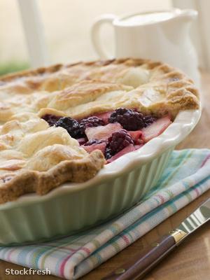 stockfresh 80015 hot-blackberry-and-apple-pie sizeM