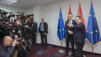 Szijjártó: Magyarország érdeke, hogy Szerbia erős legyen