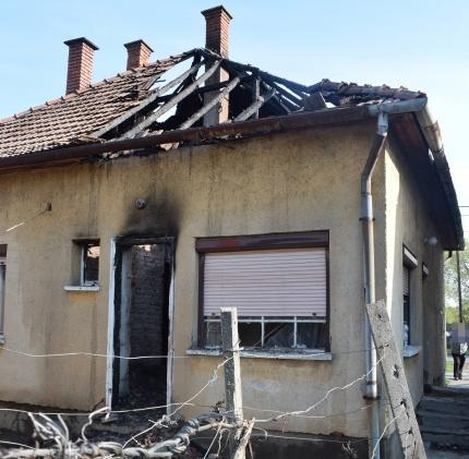 2019-04-15 Kiégett ház
