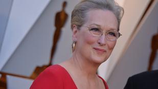 Meryl Streep visszatért a sorozatokhoz