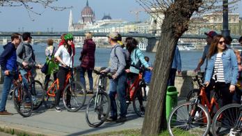 Félmilliárdért kaphatnak wifit a budapesti turisták