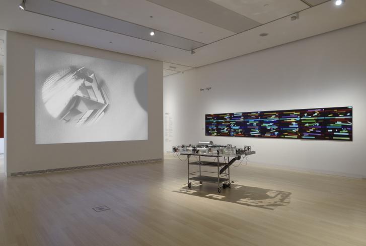 Kortárs alkotások a Ludwig Múzeum Bauhaus-kiállításán