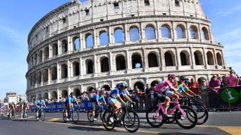 Hivatalos: Budapestről indul a 2020-as Giro d'Italia