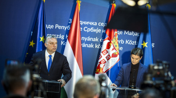 Orbán Szerbia uniós tagsága mellett kampányol
