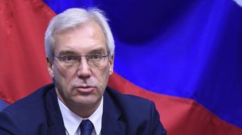 Az oroszok szerint megszűnt az együttműködésük a NATO-val