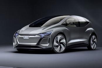 Egy célszerű Audi a jövőből
