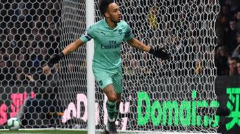 Bődületes kapushiba ér BL-helyet az Arsenalnak