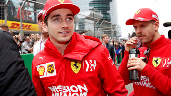 Erősen sántít a Ferrari-főnök konklúziója a Leclerc-utasításról