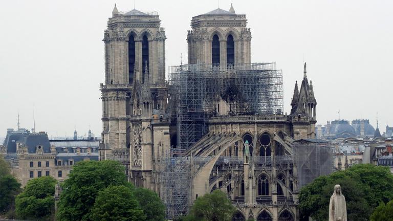 Felbecsülhetetlen kár érte Párizst, de legalább nem semmisült meg a Notre-Dame